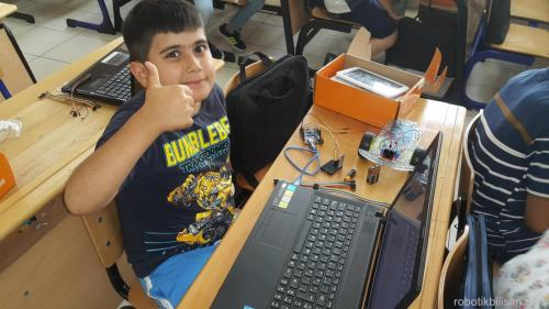 İlkokul Robotik Kodlama Eğitimi