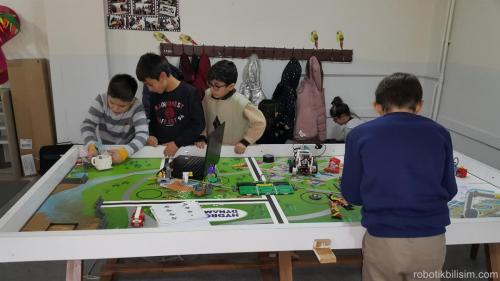 LEGO Robotik Kodlama Eğitimi
